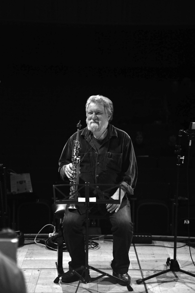 Evan Parker - Cologne