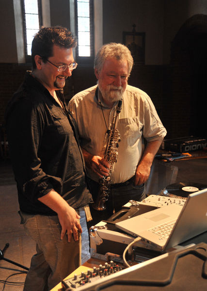Evan Parker and Matt Wright - Whitstable