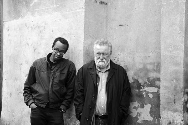 Evan Parker and Matthew Shipp - London