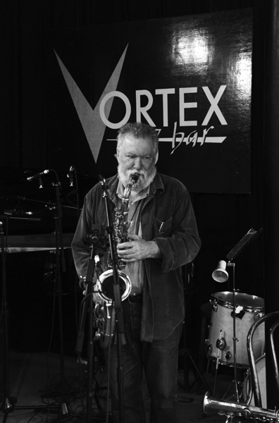 Evan Parker - Vortex, London